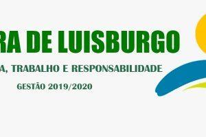 Câmara de Luisburgo apresenta dois projetos de lei e CPI solicita suspensão de prazo devido a Pandemia