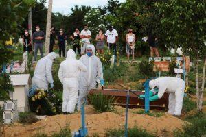 Manhuaçu confirma 2ª morte por Covid 19 e tem mais uma sendo investigada