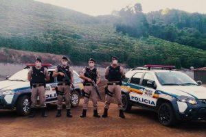 PM continua com Operação Safra Segura na área do 11° Batalhão