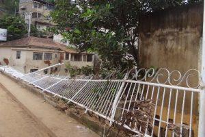 Pontes e passarelas continuam sendo reformadas em Manhuaçu