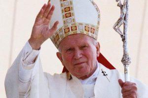 Oração pelo Ano Novo, de São João Paulo II