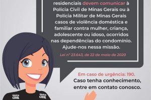 Lei obriga síndico comunicar casos de violência em condomínios