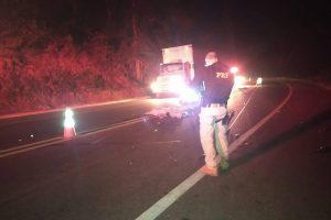 Plantão policial: Motociclista morre na BR 116; PM apreende drogas e arma