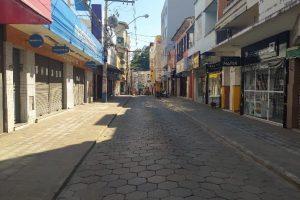 Covid-19: Novo decreto municipal prevê mais restrições em Manhuaçu