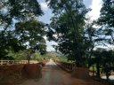 Interditada ponte entre Reduto e Manhumirim na MG-111