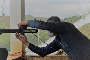 SAAE instala na Estação de Tratamento de Água o novo medidor de vazão