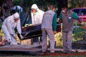 Mortes por Covid-19 em Manhuaçu chegam a 63
