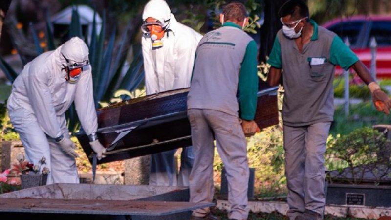 Covid-19: Minas bate recorde de morte em só dia: 468