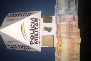 Manhuaçu: Drogas são apreendidas no Santa Luzia