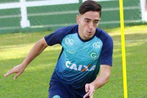 Atlético chega a acordo com o Goiás para a contratação de Léo Sena