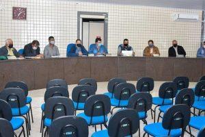 Vereadores de Luisburgo reprovam contas da Prefeitura referentes à 2017