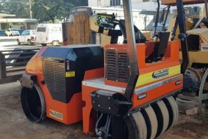 Prefeitura adquire novas máquinas e equipamentos para asfaltamento