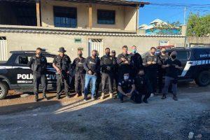 Acusado de tráfico de drogas é preso pela PC de Manhumirim no ES