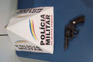 Plantão Policial: Arma apreendida em Manhuaçu