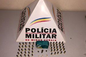 Drogas são apreendidas em Manhuaçu e Lajinha