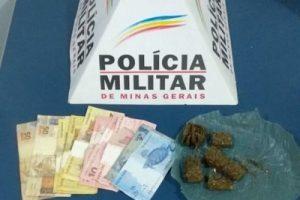 Reduto: Durante abordagem PM apreende drogas