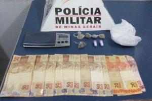 Plantão Policial: Apreendidas drogas em Manhuaçu e arma em Espera Feliz