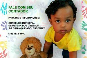 Você sabia que seu imposto de renda pode ajudar crianças em Manhuaçu?