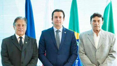 Sérgio Santos Rodrigues é empossado presidente do Cruzeiro