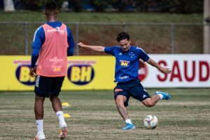 Cruzeiro inicia preparação para enfrentar Caldense