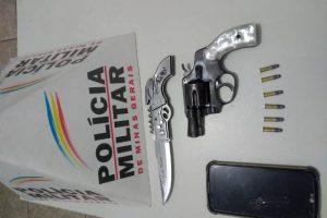 Plantão da PM: Duas armas apreendidas em Matipó