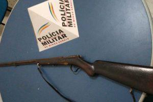 Plantão PM: Armas apreendidas; Drogas localizadas
