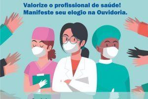 Câmara de Manhuaçu aprova Moção de Reconhecimento a profissionais da saúde