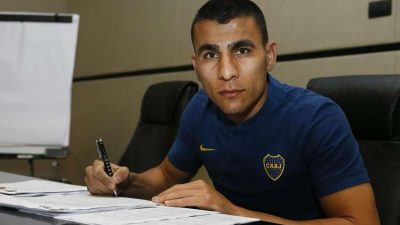 Junior Alonso é anunciado como reforço do Atlético