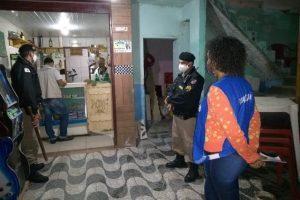Covid-19: Fiscalização aperta o cerco a comerciantes que desrespeitam Decreto Municipal