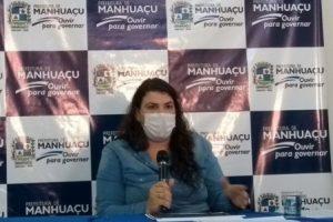 Saúde esclarece aplicação de recursos no combate ao coronavírus em Manhuaçu