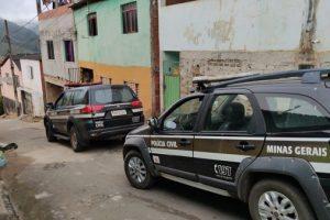 Simonésia: Polícia Civil prende acusados de envolvimento em homicídio