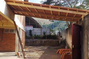 Prefeitura reforma Escola Municipal Petrina Maria da Conceição