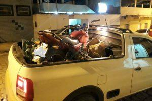 Plantão PM: Policiamento nos distritos; Motos recuperadas