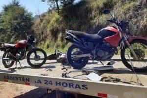 Plantão PM: Motos são recuperadas; Mais drogas apreendidas; Rifle localizado