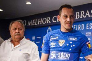 Cruzeiro se comprometeu a pagar 50 milhões a Rodriguinho