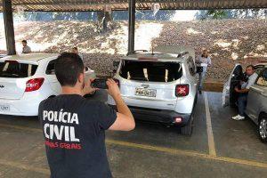PC de Manhuaçu recebe Sistema de Vistoria Eletrônica Veicular
