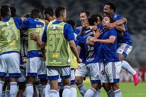 Cruzeiro mira arrancada para se aproximar do G4