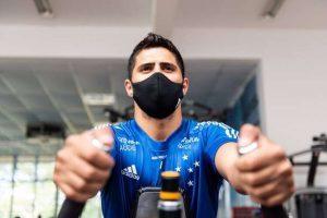 Daniel Guedes pede tempo para estrear pelo Cruzeiro