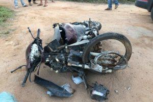 Duas mortes em acidentes com motocicletas na região
