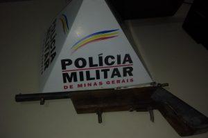 Plantão PM: Foragido preso em Manhuaçu; Arma apreendida na região