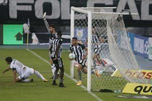 Atlético é derrotado pelo Botafogo e perde a liderança