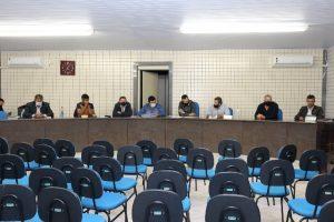 Câmara de Luisburgo requisita pontos de servidores da prefeitura
