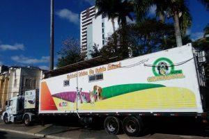 Carreta Castra Móvel chega a Manhuaçu; Castração começa na quinta