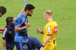 Cruzeiro perde para Chapecoense em casa