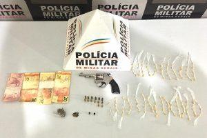 Plantão PM: Homem leva pedrada na cabeça; Drogas aprendidas em Manhuaçu e região