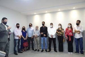 Polícia Civil inaugura novas instalações dos setores de Cartório e de Perícia