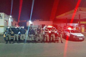 Caixas eletrônicos: Policiais realizam Operação Preventiva na região