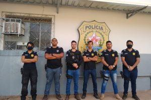Acusado de violência doméstica é preso pela Polícia Civil