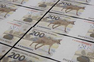 Cédula de R$ 200 já está em circulação