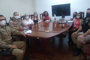 Polícia Militar realiza reuniões com o Conselho Tutelar na área do 11º BPM